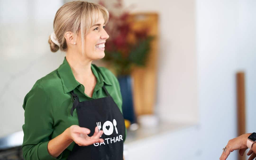 From the MasterChef kitchen to yours: a Q&A with Culinarians Christina & Nicole