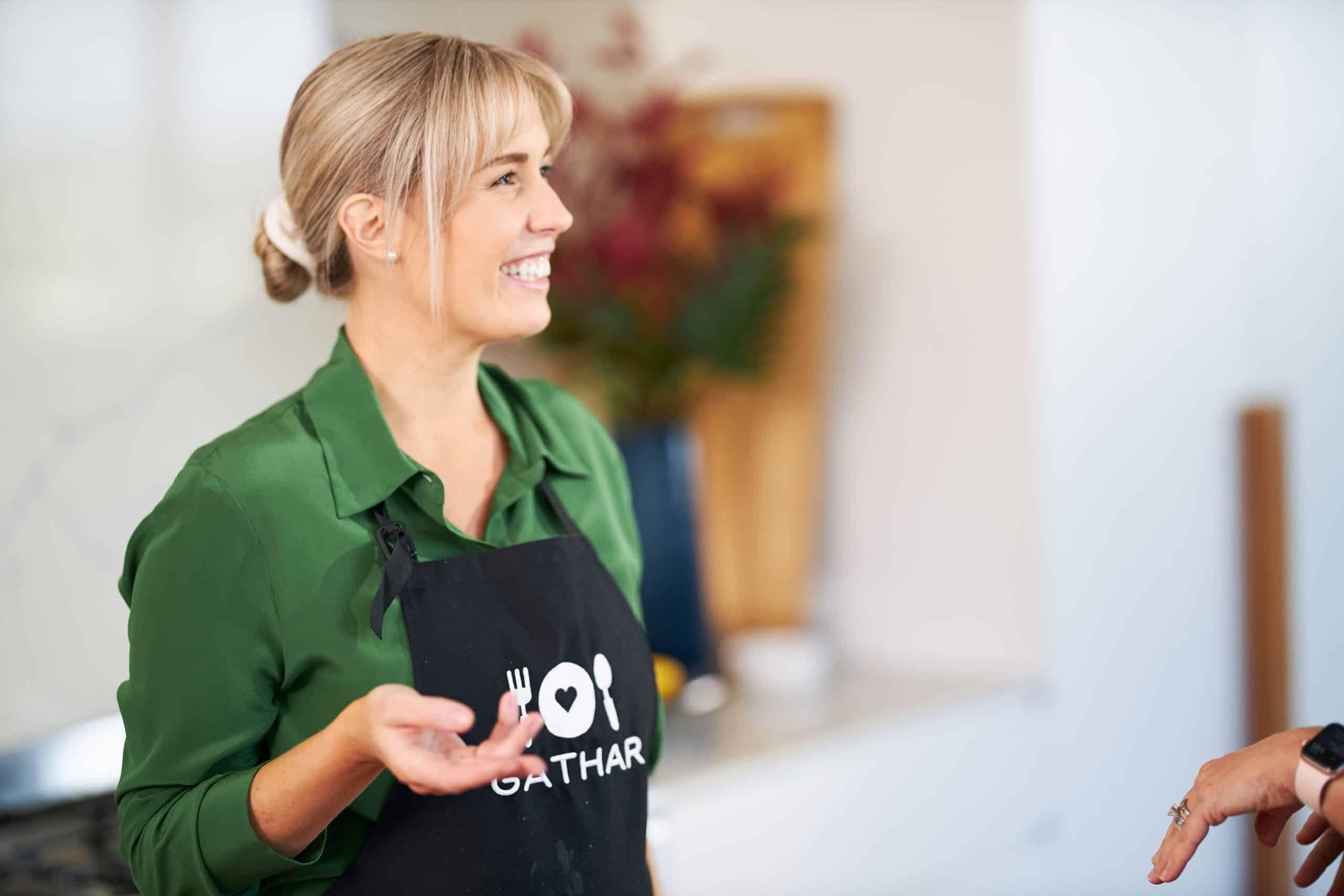 Christina Laker Chef