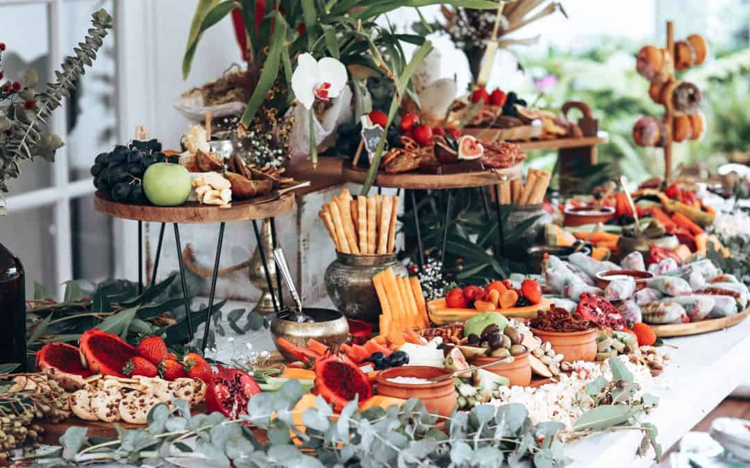 5 grazing table ideas to help style your spread